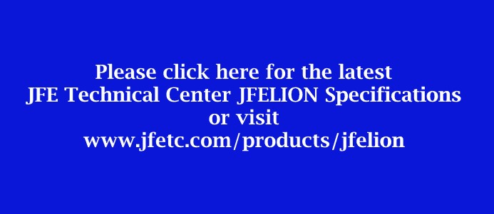 JFELION Specifications