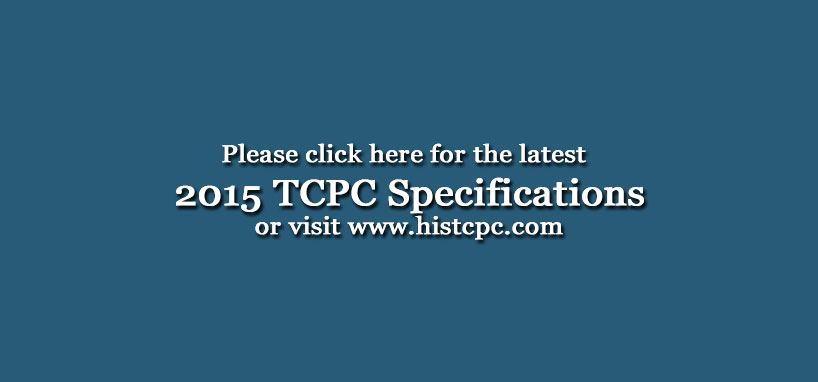 HISTCPC Specifications